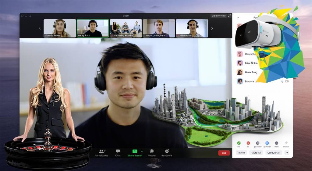 Live, VR och AR